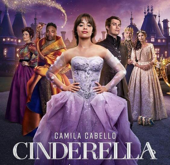 Poster Premiere Film Cinderella/tugu jatim