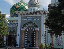 Jadi Wisata Religi, 7 Fakta Unik Masjid Agung Darul Falah Pacitan
