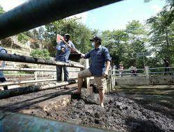 Musim Hujan, Dinding Penahan Sampah TPA Tlekung Kota Batu Rawan Jebol