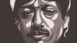 Munir Said Thalib, aktivis HAM yang tewas diracun arsenik./tugu jatim