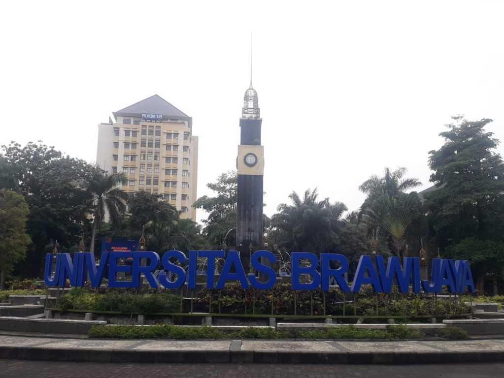 Kampus Universitas Brawijaya (UB). (Foto: M. Sholeh/Tugu Malang/Tugu Jatim)