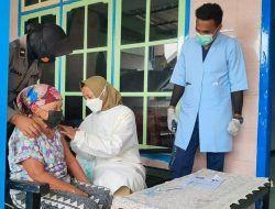 Jemput Bola, Kapolres Malang Luncurkan Program Vaksinasi Mobile