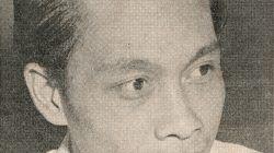 Pramoedya Ananta Toer. (Foto: Wikipedia/Tugu Jatim)