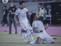 Bermain 10 Pemain, Arema FC Bungkam Persija Jakarta 1-0
