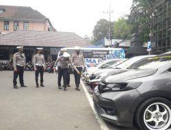 Razia Balap Liar di Kota Malang, 48 Motor dan 17 Mobil Diamankan