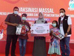 Wali Kota Kediri Apresiasi CSR Bank Jatim untuk Anak Yatim Piatu Terdampak Covid-19