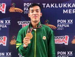3 Atlet Kediri Sumbang Medali untuk Jawa Timur di PON XX Papua, Wali Kota Kediri Beri Apresiasi