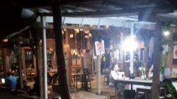 Kedai Abah Kopi Jogja biasanya dijadikan tempat untuk ngerjakan tugas para mahasiswa./tugu jatim