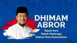 Dhimam Abror Djuraid, penulis. (Foto: via voiceofindonesiaraya.com) tugu jatim