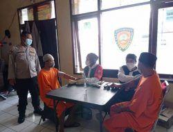 Antisipasi Klaster Rutan, Polresta Malang Kota Memvaksin Puluhan Warga Binaan
