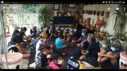 Suasana Festival Lempung Agung di Kampung Gerabah Penanggungan Kota Malang. (Foto: Dokumen) tugujatim
