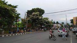 Seiring penurunan status PPKM Kota Batu menjadi level 2, Alun-Alun hingga tempat wisata berpeluang segera dibuka dalam waktu dekat. (Foto: M Ulul Azmy/Tugu Malang/Tugu Jatim)
