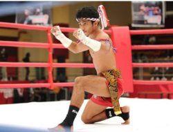 Atlet Muay Thai Asal Ngawi Raih Perunggu di PON XX Papua