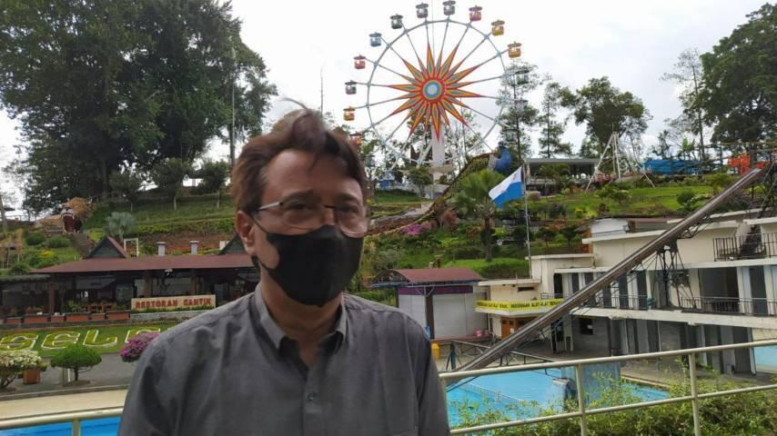 Ketua Perhimpunan Hotel dan Restoran Indonesia (PHRI) Kota Batu Sujud Hariadi. (Foto: M Ulul Azmy/Tugu Malang/Tugu Jatim) sertifikasi chse, phri kota batu