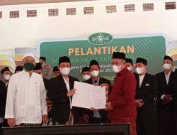 """Ketua PWNU Jatim di Pelantikan NU Kota Kediri: """"Ngajar TK pun Manut"""""""
