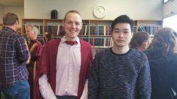 Peneliti Bioinformatika Medis Asal Jatim Raih Juara di Selandia Baru