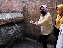 Sumber Mata Air Baru Muncul di Desa Giripurno Kota Batu