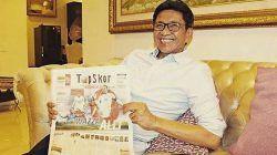 Mantan Wali Kota Batu, Eddy Rumpoko. (Foto: Instagram/Eddy Rumpoko) tugu jatim