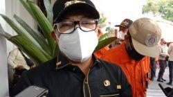 Wali Kota Malang, Sutiaji memaparkan potensi bencana di Kota Malang. (Foto: M Sholeh/Tugu Malang/Tugu Jatim) tanah longsor kota malang 607 hektare