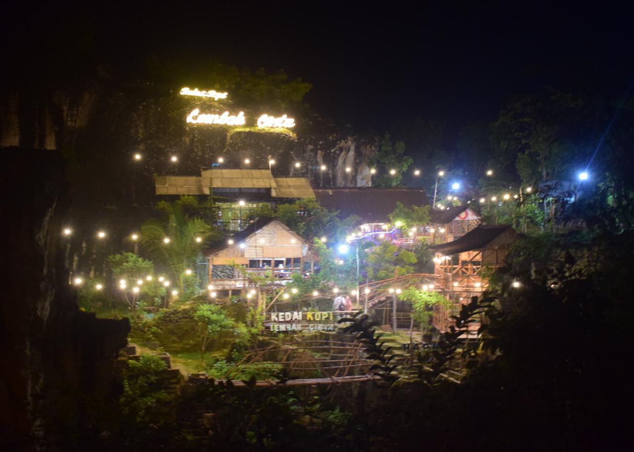 Lembah Cinta ini terletak di Desa Gajah, Kecamatan Baureno, Kabupaten Bojonegoro. (Foto: Mila Arinda/Tugu Jatim)